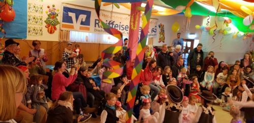 Kinderfasching in Wenkbach